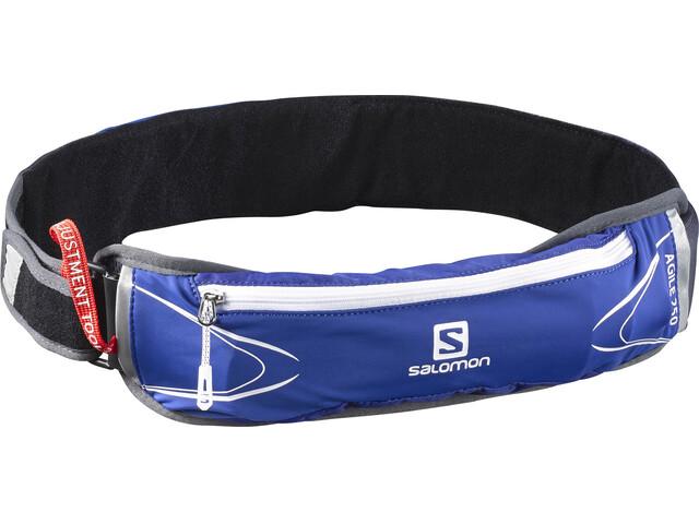 Salomon Agile 250 Belt Set Surf The Web/White
